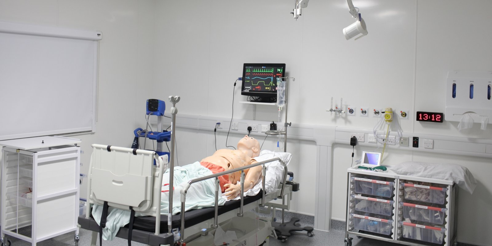 Use e-Simulation technology to learn Advanced Cardiac Life Support (ACLS)